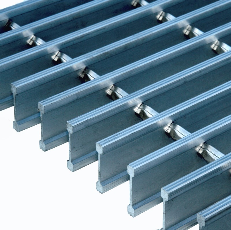 19-4 Aluminum Bar Grating