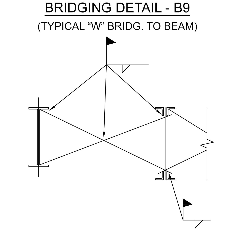 Joist Bridging Steel Store